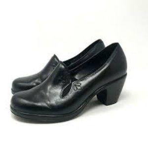 Dansko black Beth 3303020200 Mules/Slides